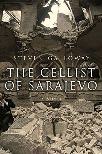 9780307397034: The Cellist of Sarajevo