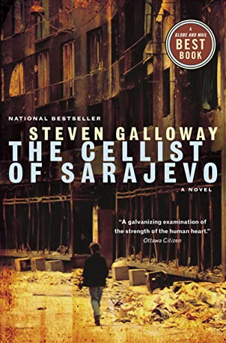 9780307397041: The Cellist of Sarajevo
