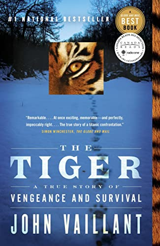 9780307397157: The Tiger: A True Story of Vengeance and Survival