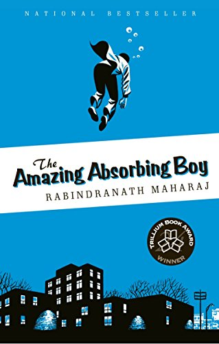 The Amazing Absorbing Boy: Maharaj, Rabindranath