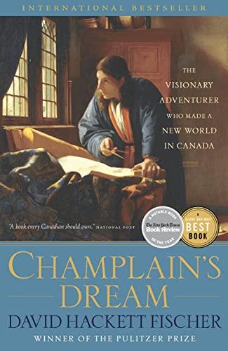 9780307397676: Champlain's Dream