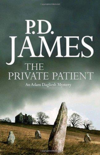The Private Patient: James, P.D.