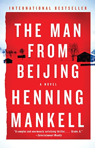 9780307397867: (THE MAN WHO SMILED (LARGE PRINT 16PT)) BY Mankell, Henning(Author)Paperback Apr-2011