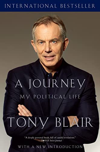 9780307398215: A Journey: My Political Life