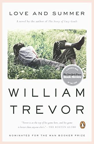 Love and Summer: Trevor, William