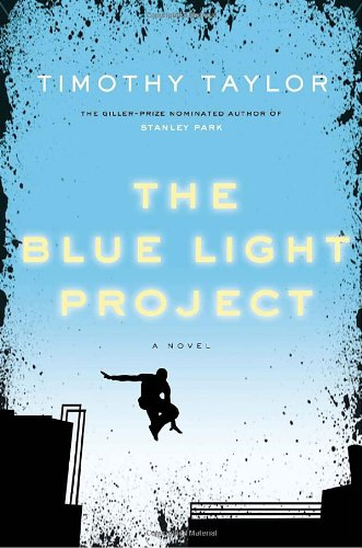 The Blue Light Project (0307399303) by Taylor, Timothy