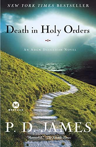 9780307400383: Death in Holy Orders: An Adam Dalgliesh Mystery