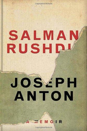 9780307401366: Joseph Anton: A Memoir