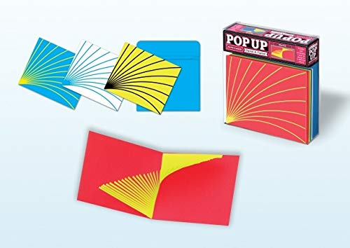 9780307406385: Pop-Up Note Cards (Wave) /Anglais