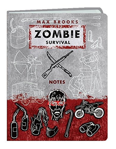9780307406392: Zombie Survival Notes Mini Journal