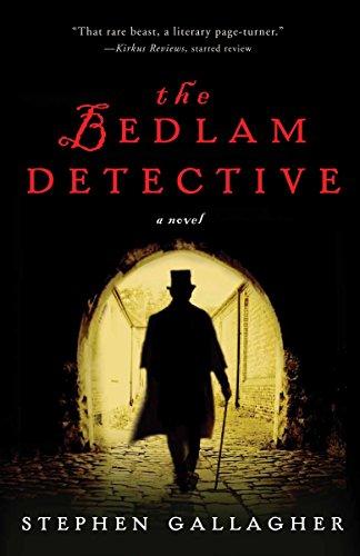 9780307406651: The Bedlam Detective: A Novel