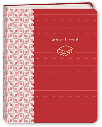 9780307407238: What I Read. Mini Journal (Color Red)