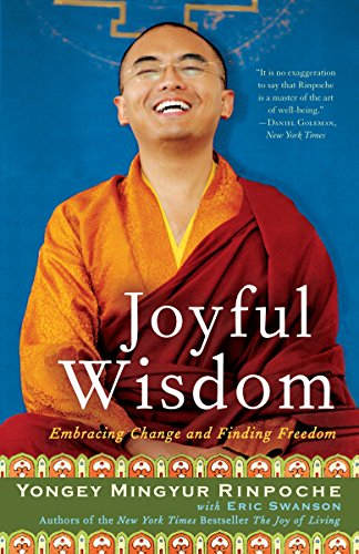 9780307407801: Joyful Wisdom: Embracing Change and Finding Freedom