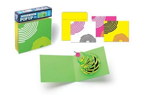9780307408228: Pop-Up Note Cards (Twister)