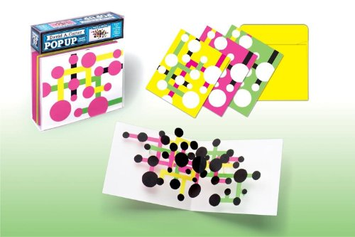 9780307408235: Pop-Up Note Cards (Dots & Spots) /Anglais