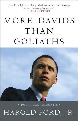 9780307408396: More Davids Than Goliaths: A Political Education