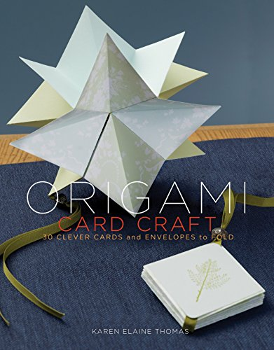 9780307408402: Origami Card Craft: 30 Clever Cards and Envelopes to Fold