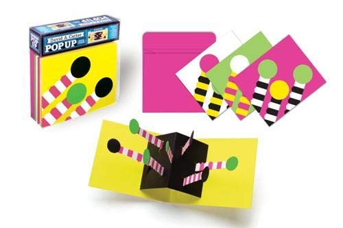 9780307409058: Pop-Up Note Cards (Kaboom)