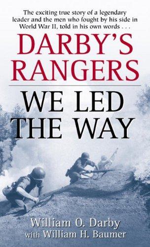 9780307414892: Darby's Rangers