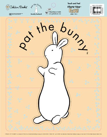 9780307444059: Pat the Bunny: Frame-Tray Puzzle