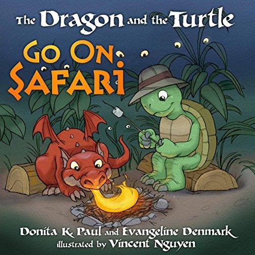 9780307446459: The Dragon and the Turtle Go on Safari