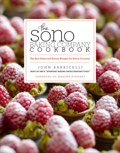 9780307449450: The Sono Baking Company Cookbook: The Best Sweet and Savory Recipes for Every Occasion