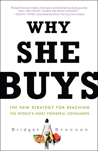 9780307450395: Why She Buys: The New Strategy for Reaching the World's Most Powerful Consumers