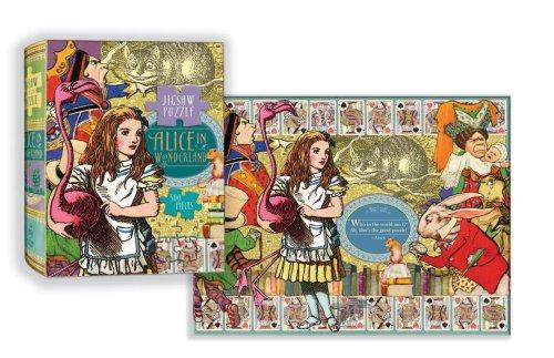 9780307450500: Alice in Wonderland: 500-piece