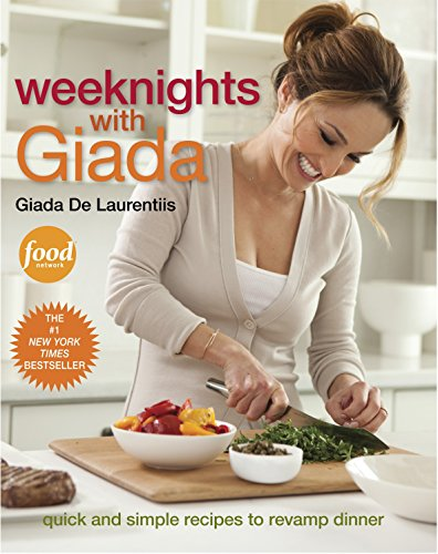 Weeknights with Giada [signed]