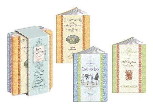 9780307451453: Jane Austen Pocket Pads