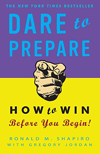 9780307451804: Dare to Prepare: How to Win Before You Begin