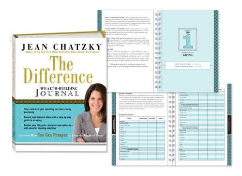 9780307452863: The Difference Wealth-Building Journal: Discover How You Can Prosper in Even the Toughest Times
