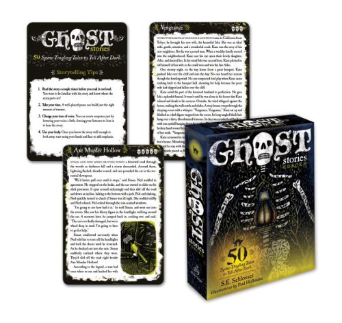 9780307453099: Ghost Stories Deck: 50 Spine-Tingling Tales to Tell After Dark