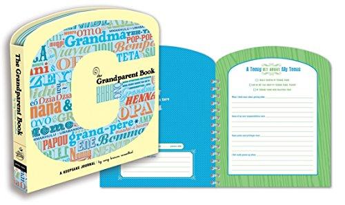 9780307453105: The Grandparent Book: A Keepsake Journal