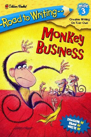9780307454072: Monkey Business (Road to Writing)