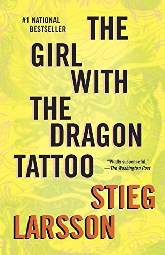 9780307454546: The Girl with the Dragon Tattoo (Millennium Series)