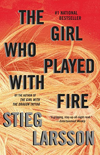 9780307454553: The Girl Who Played with Fire: Book 2 of the Millennium Trilogy (Vintage Crime/Black Lizard)
