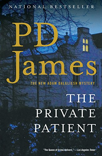 9780307455284: The Private Patient (Vintage Crime/Black Lizard)