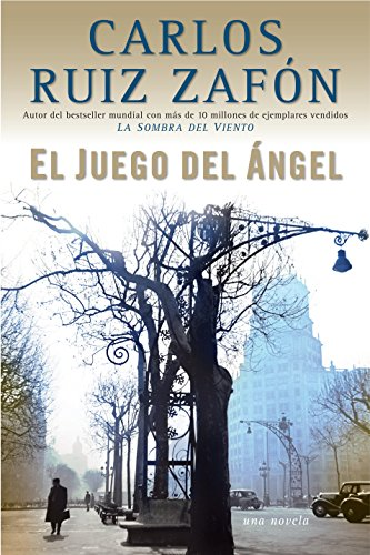 9780307455376: El juego del angel / The Angel's Game
