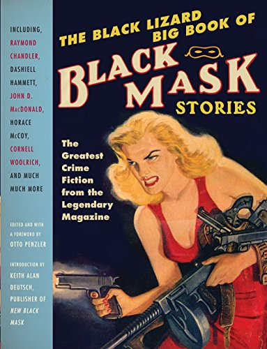 9780307455437: The Black Lizard Big Book of Black Mask Stories (Vintage Crime/Black Lizard)