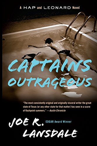 9780307455529: Captains Outrageous: A Hap and Leonard Novel (6) (Hap and Leonard Series)