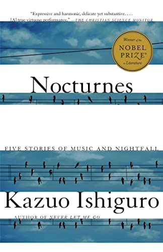 9780307455789: Nocturnes: Five Stories of Music and Nightfall (Vintage International)