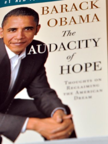 9780307455871: The Audacity of Hope: Thoughts on Reclaiming the American Dream
