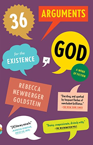 9780307456717: 36 Arguments for the Existence of God: A Work of Fiction