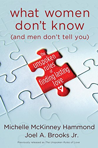 9780307458506: What Women Don't Know (and Men Don't Tell You): The Unspoken Rules of Finding Lasting Love