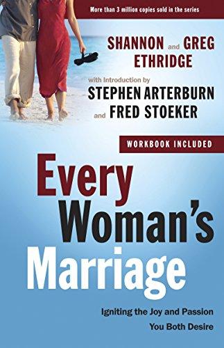 Every Womans Marriage PB (Every Man): Ethridge Shannon & Greg