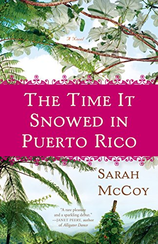 9780307460172: The Time It Snowed in Puerto Rico: A Novel