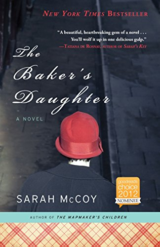 The Baker's Daughter: McCoy, Sarah