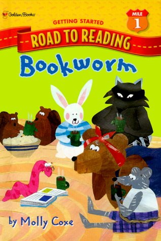 9780307461124: Bookworm (Road to Reading)