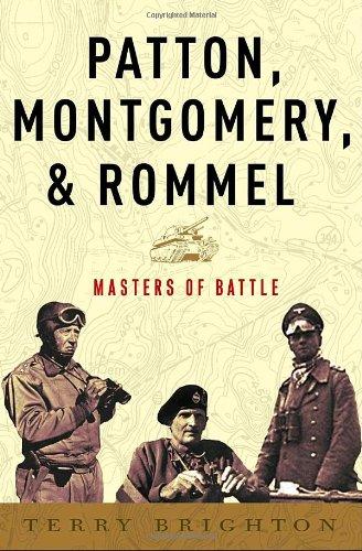 9780307461544: Patton, Montgomery, Rommel: Masters of War